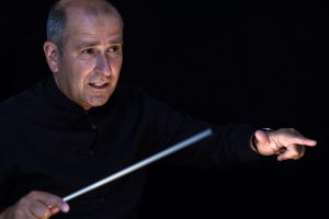 Dirigent Christoph Siebert